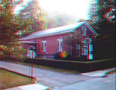 The Home of Johnson-Shaw Stereoscopic Museum